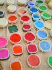 Sand Palette