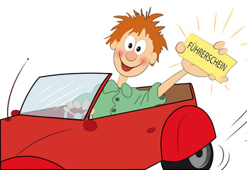 Führerschein machen