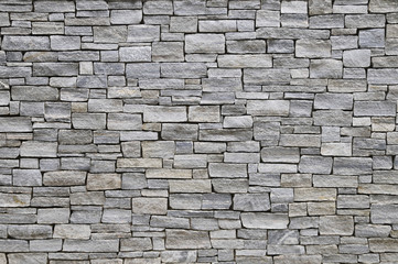Steinmauer, Morningsight Hights, New York, USA
