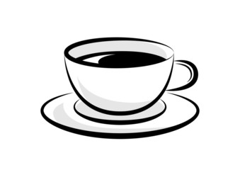 Icon of cup