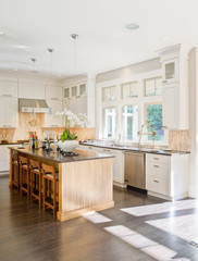 Kitchen in Luxurious New Home