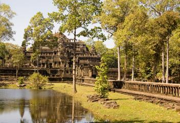 Baphuon Temple, Angkor, Cambodia