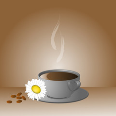 Cup of coffe.