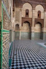 Al-Qarawiyyin Mosque, Fes(Fez), Morocco