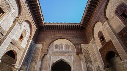 Al-Qarawiyyin Mosque, Fes(Fez), Morocco (4)