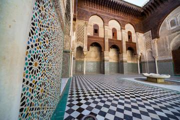 Al-Qarawiyyin Mosque, Fes(Fez), Morocco (9)