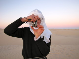 sahara occidental photographe