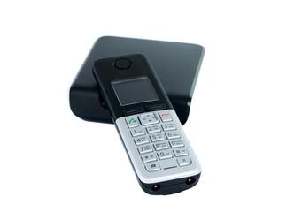Wireless phone isolated