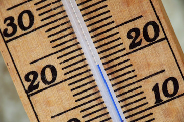 20 Grad - Frühlingstemperaturen