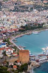 Roter Turm - Alanya - Türkei
