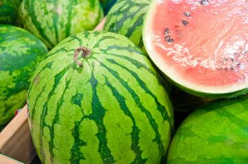 Green watermelon
