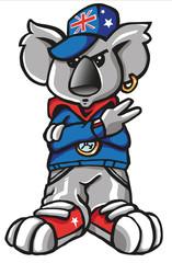 australian koala rap