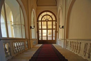 Rome, Quirinale stair