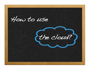 The cloud.