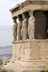 Caryatid, Athens