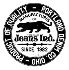 Jeans ind.