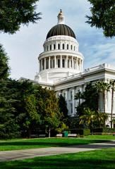 Capital Building in Sacramento California