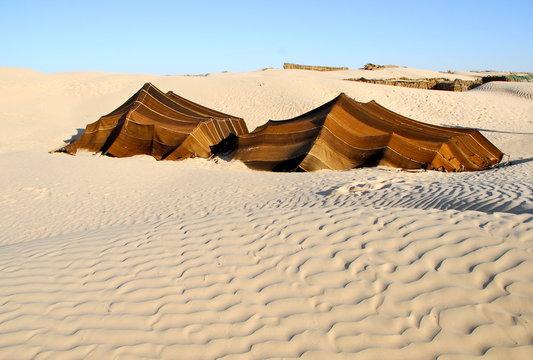 tente touareg sahara tunisie 6