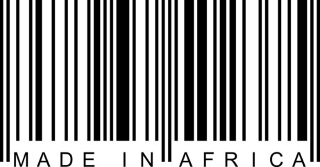 Barcode - Made in Africa