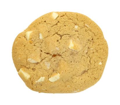 Single macadamia cookie