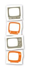 vintage tv frames 2