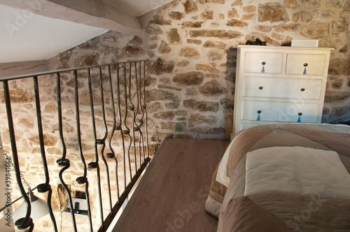 chambre mezzanine\