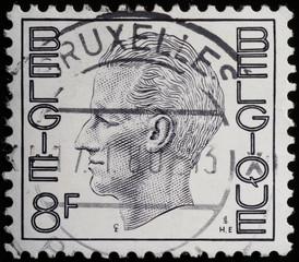 francobollo Belgio
