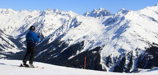 alpes...Davos