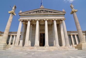 Printed kitchen splashbacks Academy of Athens