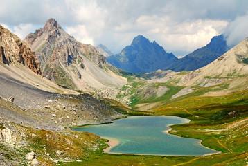 Lac de l'Oronaye