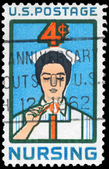 USA - CIRCA 1961 Nursing