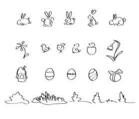 Easter - symbols