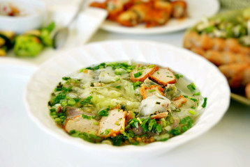vietnamese style food
