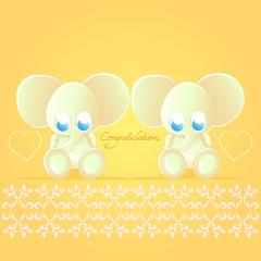 twins - congratulation