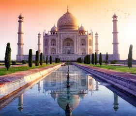 Keuken foto achterwand India Taj Mahal v2