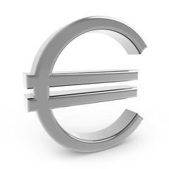 Euro Zeichen Edelmetall