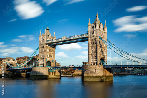 Wall mural Tower Bridge Londres Angleterre