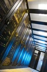 Computer Internet Server Centre