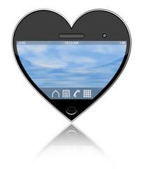 I love my smartphone