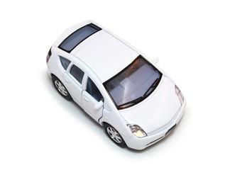 Hybrid Toy Car