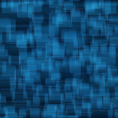 Denim blue abstract background.