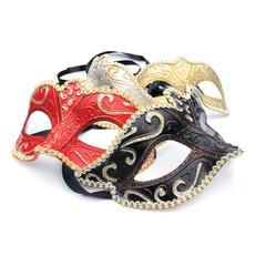 A gathering of masquerade masks