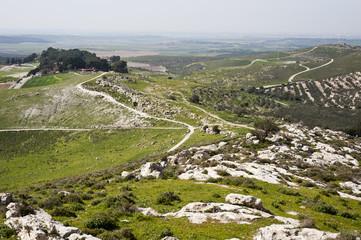 Spring in Beit Shemesh.Israel