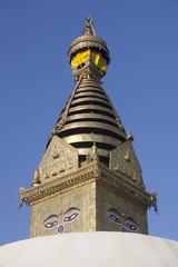 Swayambhunath Stupa.