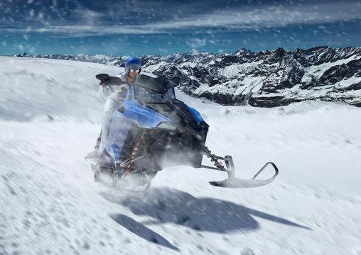 hipower snowride
