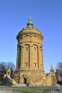 Historischer Wasserturm Mannheim
