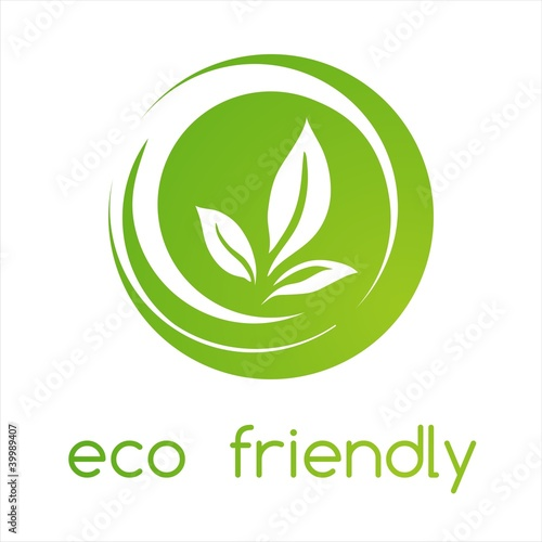 """leaves ,green eco friendly business logo design"""" stock image and"""