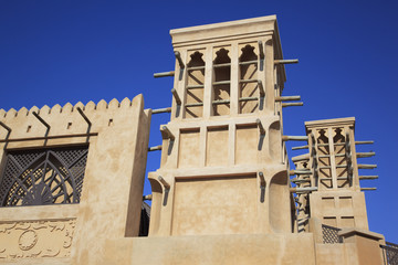 Arabic wind tower