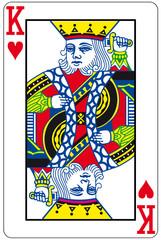 Herz König