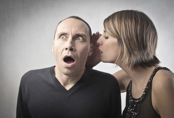 Shocking gossip